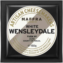 Photo of Maffra White Wensleydale 150gm