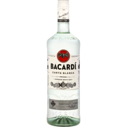 Photo of Bacardi Rum 1l
