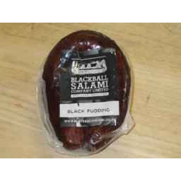 Photo of Blackball Pudding Black