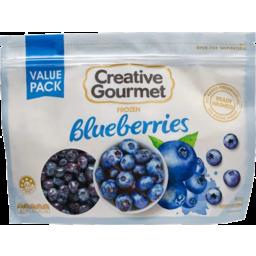 Photo of Creative Gourmet Frozen Blueberries 900gm