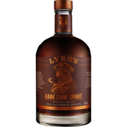 Photo of Lyre's Dark Cane Spirit 700ml