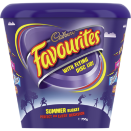 Photo of Cadbury Favourites With Flying Disc Lid 700g