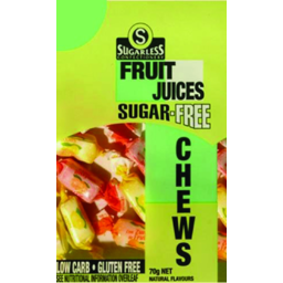 Photo of Berries Fruit Juice Chews 70g