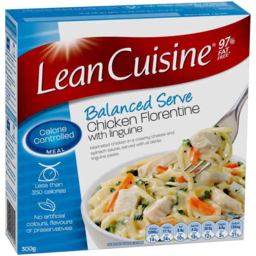 Photo of Lean Cuisine Creamy Chicken Florentine 300g