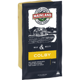 Photo of Mainland Colby Cheese 1 Kg