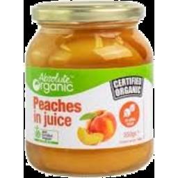 Photo of Peaches In Juice-Organic 350gm