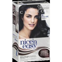 Photo of Clairol Nice 'N Easy 2 Natural Black