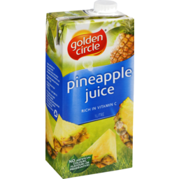 Photo of Golden Circle Pineapple Juice With Vitamin C 1l