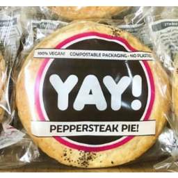 Photo of Yay! Vegan Peppersteak Pie 150g