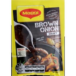 Photo of Maggi Sauce Brown Onion 31gm