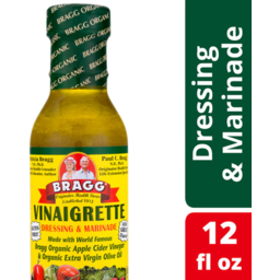 Photo of Bragg Vinaigrette 355ml