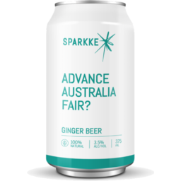 Photo of Sparkke Ginger Beer 375ml