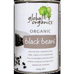 Photo of Global Organics Black Beans