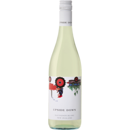 Photo of Upside Down Sauvignon Blanc 750ml