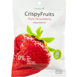 Photo of Crispy Fruits Pure Strawberry 10g