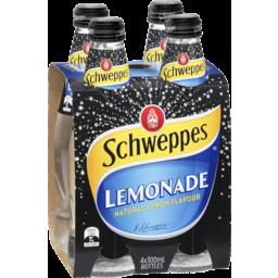 Photo of Schw Lemonade 4x 300ml