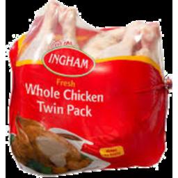 Photo of Inghams Italian Chicken Twin Pack 2kg