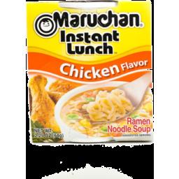 Photo of Maruchan Instant Lunch Chicken Flavor Ramen Noodles With Vegetables