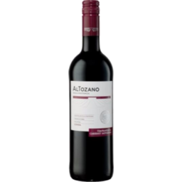 Photo of Altozano Tempranillo 750ml
