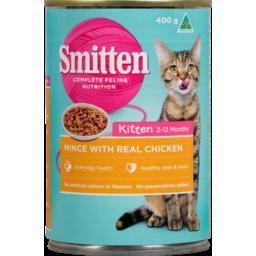 Photo of Smitten Kitten Food Mince & Chicken 400g