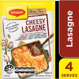 Photo of Maggi Recipe Mix Lasagne 22g