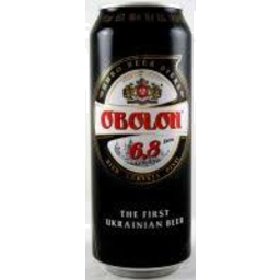 Photo of Obolon Strong Beer 8.6% 500ml