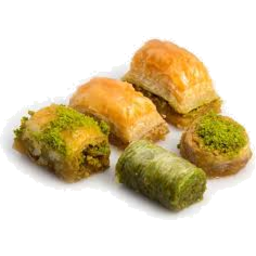 Photo of MIXED BACLAVA BOX 100G