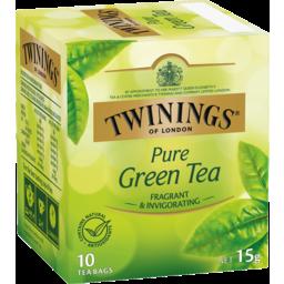 Photo of Twinings Pure Green Tea 10pk