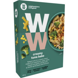 Photo of Weight Watchers Creamy Tuna Pasta Bake 320g