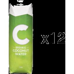 Photo of C Organic  Coconut Water - Box Of 12
