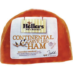 Photo of Heller Continental Carve Half Ham