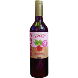 Photo of Kvass Fermented Beetroot Tonic 500ml