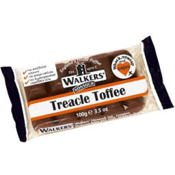 Photo of Walkers Toffee Treacle 100gm