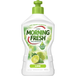 Photo of Morning Fresh Dishwashing Liquid Lime 400ml