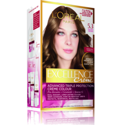 Photo of L'oreal Excellence 5.3 Golden Brown