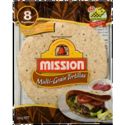 Photo of Mission Tortillas M/Grain 8pk
