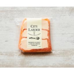 Photo of Sm Salm/Crm Cheese Terrine