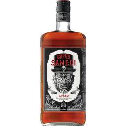 Photo of Baron Samedi Spiced Rum