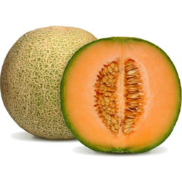 Photo of Rockmelon - Half