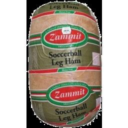 Photo of Zammit Soccer Ball Ham