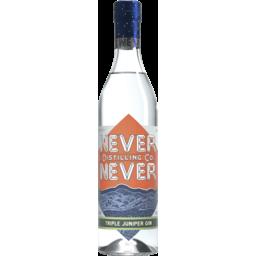 Photo of Never Never Distilling Co Triple Juniper Gin