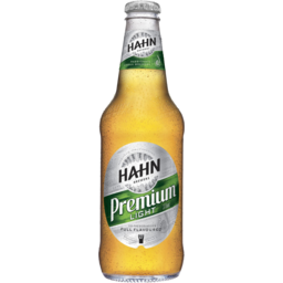 Photo of Hahn Premium Light Bottles