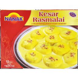 Photo of Nanak Rasmalai Kesar 1kg