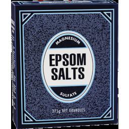 Photo of Epsom Salts 1kg