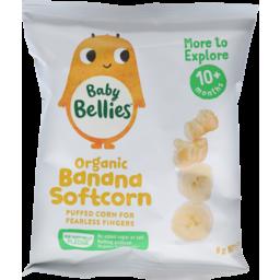 Photo of Little Bellies Organic Banana & Soft Corn 8g