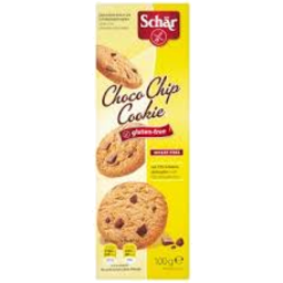 Photo of Schar Choco Chip Cookies 100g