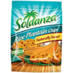 Photo of Soldanza Sweet Plantain Chips
