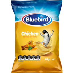 Photo of Bluebird Originals Potato Chips Chicken 40g