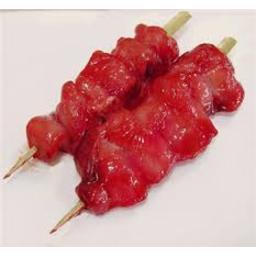 Photo of Chicken Kebabs Each Plum