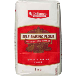 Photo of Defiance Self Raising Flour 2kg